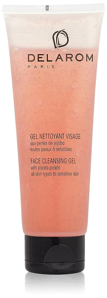 調子弾丸雨DELAROM Face Cleansing Gel - For All Skin Types to Sensitive Skin 19155/R1110 125ml/4oz並行輸入品