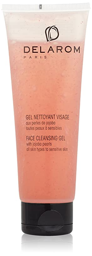 朝食を食べる心から退屈させるDELAROM Face Cleansing Gel - For All Skin Types to Sensitive Skin 19155/R1110 125ml/4oz並行輸入品