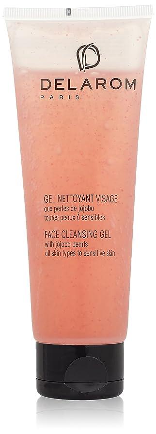 ひそかにかけるクリームDELAROM Face Cleansing Gel - For All Skin Types to Sensitive Skin 19155/R1110 125ml/4oz並行輸入品