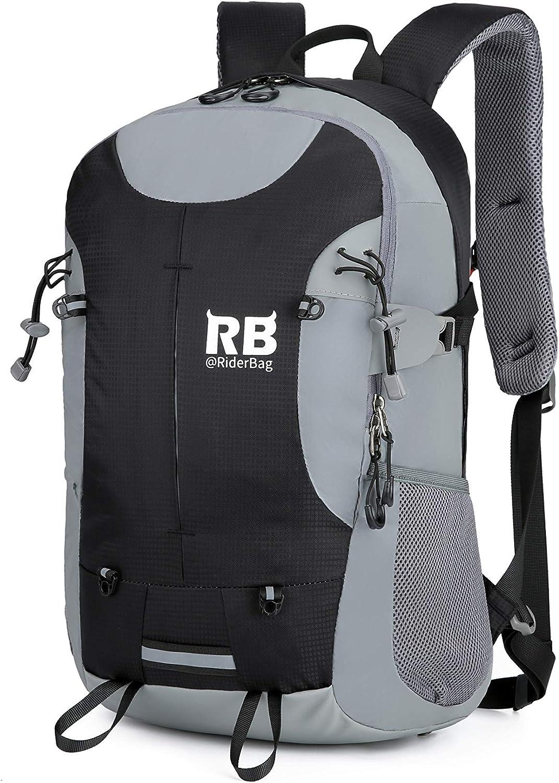 Bike commuter backpack