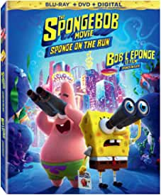 The SpongeBob Movie: Sponge on the Run splashes onto Blu-ray and DVD July 13 from Paramount