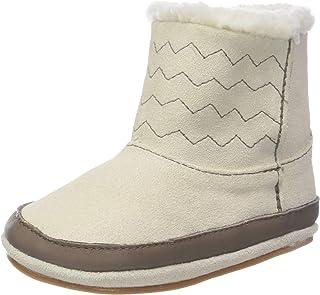 Robeez 男女通用嬰兒靴新生兒鞋