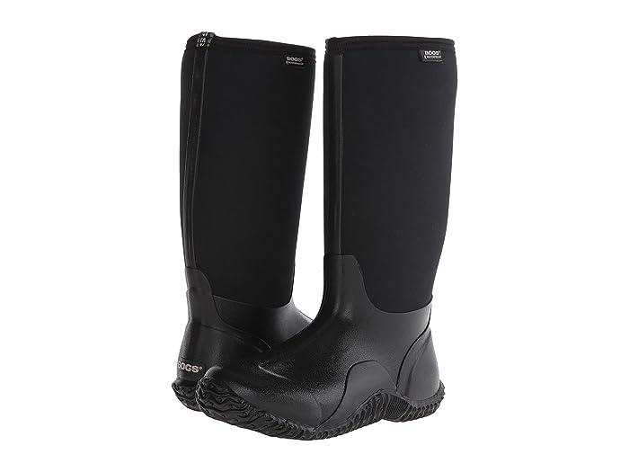 Bogs  Classic High (Black) Womens Rain Boots
