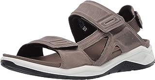 ECCO Men's X-trinsic Leather Sport Sandal