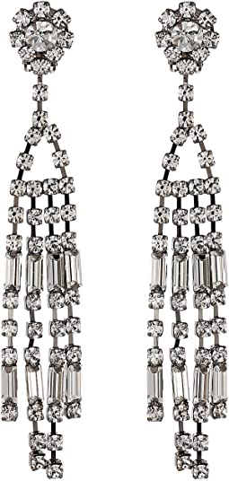 Kenneth Jay Lane 1009EGMC Earrings