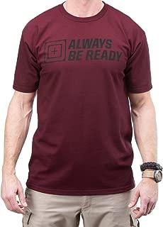 5.11 Tactical Men's ABR 2.0 Anti Fade T-Shirt