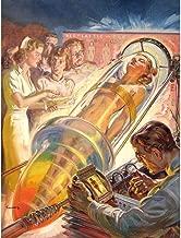 sci fi woman art