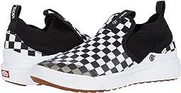 (Checkerboard) Black/True White