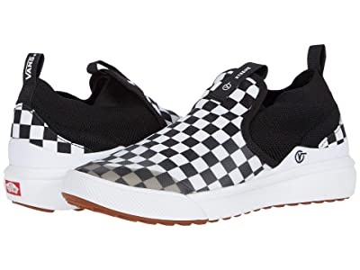Vans Kids Xtreme Ranger (Little Kid) ((Checkerboard) Black/True White) Kids Shoes
