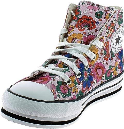 Converse Plat Eva Hi Sneaker Multicolor da Bambino 668017C