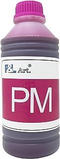P&L ART. PFI-706PM Inkjet Ink Refill Bottles 1000ML, Pigment Ink 100% Compatible for Canon Printer iPF8400 iPF9400, Photo ...