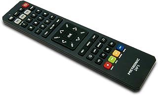 Metronic TCDE ZAP3 - Mando a distancia universal para TV y TDT, negro