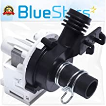 Ultra Durable 154580301 Dishwasher Drain Pump Replacement Part by Blue Stars - Exact Fit for Frigidaire & Kenmore Dishwashers - Replaces AP4019644 154491301 PS1765174