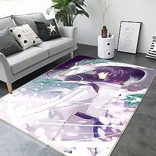 3D Natsume Yuujinchou Dragon 88 Japan Anime Game Non Slip Rug Room Mat Round Quality Elegant Carpet US AJ WALLPAPER Zoe (W40cmxH60cm【15.7