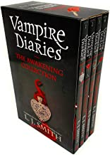 Vampire Diaries 4 Books The Awakening Collection Box Set by L. J. Smith (The Awakening, The Struggle, The Fury & The Reunion)