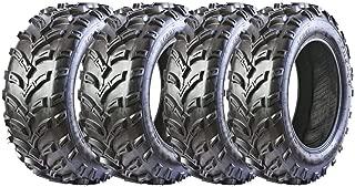Bundle Set of 4 Freedom Tire Front 26X9-12 Rear 26X11-12 ATV/UTV TIRES SCOUT BUNDLE
