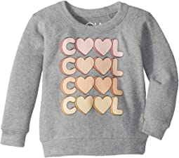 Extra Soft Love Knit Cool Pullover (Toddler/Little Kids)