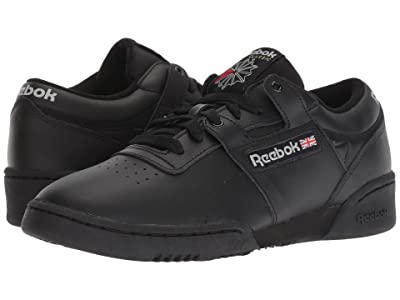 Reebok Lifestyle Workout Low (Black/Light Grey) Men