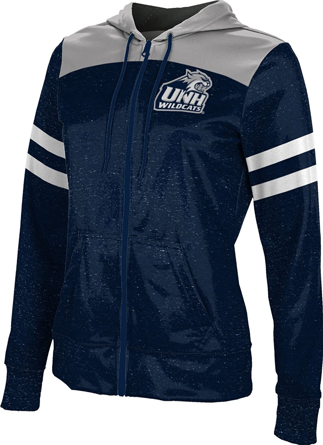 ProSphere University sold out of New Hampshire Scho Hoodie Girls' Over item handling Zipper