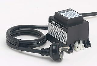 HPM RGLTR60 60VA Garden Light Transformer 60VA Garden Light Transformer, Black