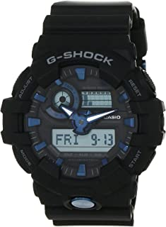 Casio G-Shock GA710B-1A2 Black Shock Resistant Sports Watch