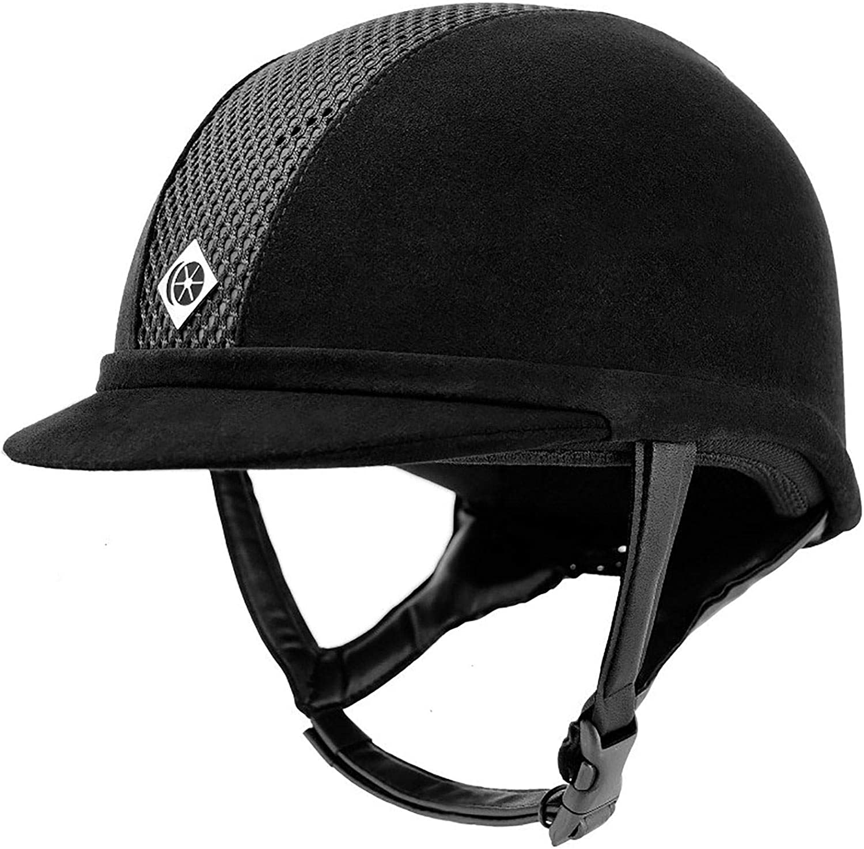 Gorgeous Charles Owen Credence AYR8 Plus Black Helmet 7 -