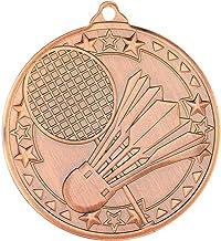 Lapal Dimension Badminton 'Tri Star' medaille - Brons - 5,1 cm