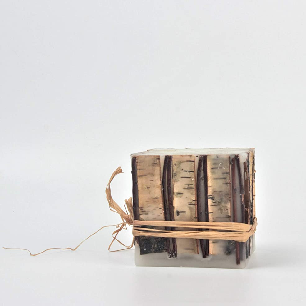 シュートペネロペ法律によりACAO 手作りのクラフトキャンドルロマンチックなクリスマスの香りのキャンドルウェディングキャンドル (色 : 4x4x4)