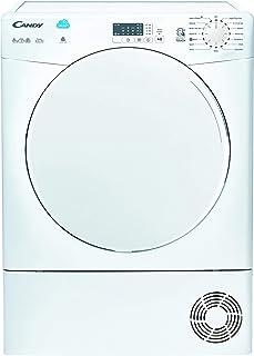 Candy Condenser Dryer, White 8 KG model- CSC8LF 1 Year Full Warranty.