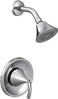 Moen T2742 Glyde 1-Handle Posi-Temp Shower Trim, Valve Required, 1, Chrome