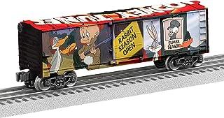 Lionel Trains - Looney Tunes Rabbit Season MUSA Boxcar, O Gauge
