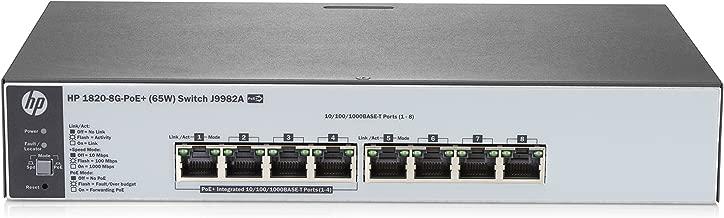 HP 1820-8G - Switch - 8 Ports - Managed - Desktop,