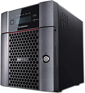 BUFFALO TeraStation 5410DN Desktop 16 TB NAS Hard Drives Included