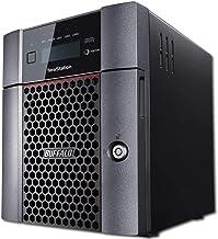 BUFFALO TeraStation 5410DN Desktop 16 TB NAS Hard Drives Included, black