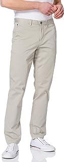 Tommy Hilfiger Denton TH Flex Satin Chino GMD Pantalons, Piège à Sable, W36/L32 Homme