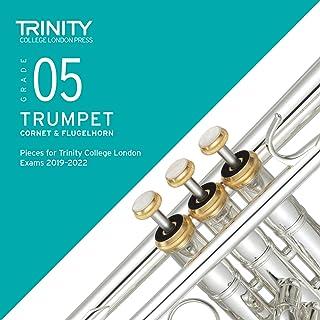 Grade 05 Trumpet, Cornet & Flugelhorn Pieces for Trinity College London Exams 2019-2022
