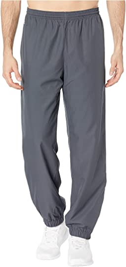Sport Taffeta Pants w/ Side Zip Detail