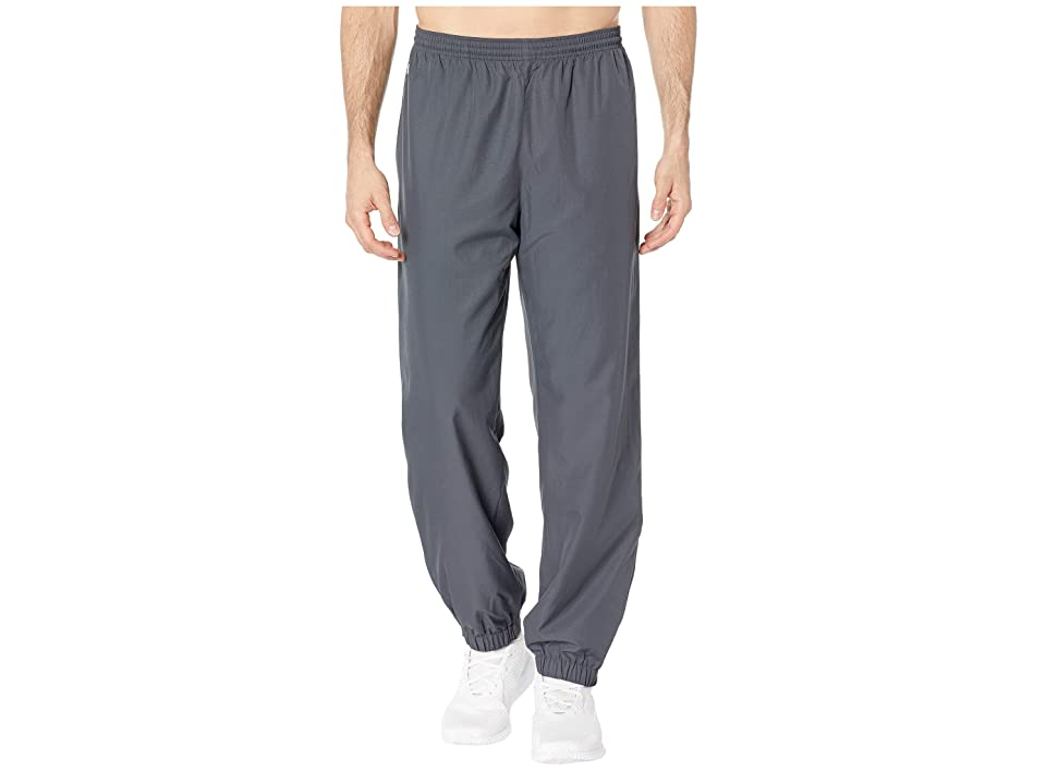 Lacoste Sport Taffeta Pants w/ Side Zip Detail (Graphite) Men