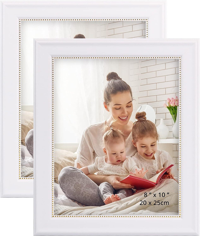 GraduationMall 8x10 Picture Washington Mall Frames Real Nippon regular agency Display Glass Photos f