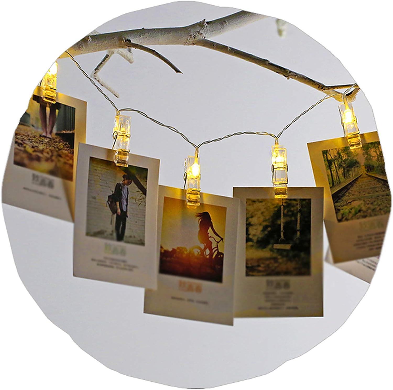 无 LED Mood Light Safety and trust Photo Clip Lights 80 String Led Fairy Atlanta Mall