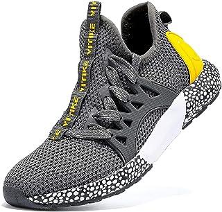 Mesh Slip On Lightweight Running Sneakers