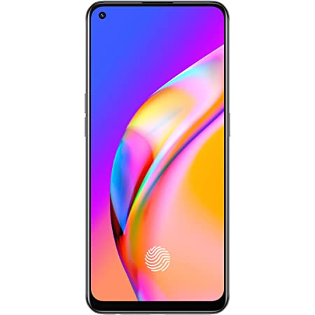 OPPO F19 Pro (Crystal Silver, 8GB RAM, 256GB Storage) with No Cost EMI/Additional Exchange Offers