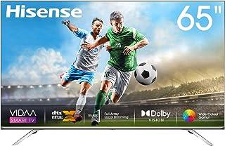 Hisense 65inch 65U7WF 4K ULED Ultra HD Smart TV VIDAA 4.0 Wide Color Gamut Dolby Vision DTS Virtual X Blutooth 5.0 Wifi Sh...