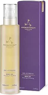 Aromatherapy Associates De-stress Body Oil, 3.4 Fl Oz
