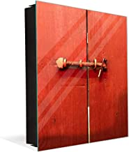 Concept Crystal Modern Key Locker and at The Same time Dry Erase Board K10 Antique Latch with no Entry