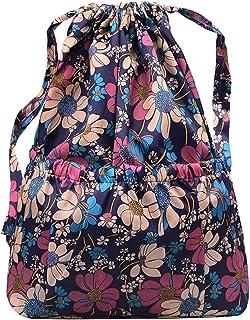 Bolsa de hombro estampada de gran capacidad, para mujer, mochila femenina, mochila feminina