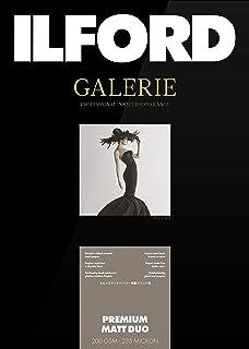 ILFORD GALERIE Premium Matt Duo 200gsm A3-297mm x 420mm 25 Sheets