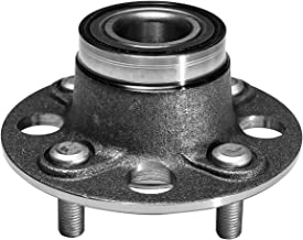 TUCAREST 512174 Rear Wheel Bearing and Hub Assembly Compatible With 2001 2002 2003 2004 2005 Honda Civic (DX, GX, HX, LX Models) [4 Lug Non-ABS]
