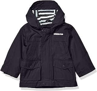 Baby Boys Rainslicker Windbreaker Rain Jacket