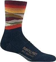 Farm To Feet Men's Max Patch Lightweight Technical 3/4 Crew Socks
